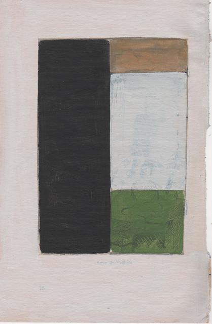 Ria Bosman, 'Untitled ', 1995, Tatjana Pieters