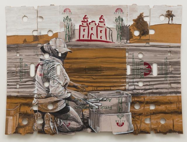 Narsiso C Martinez, 'Sunday Morning II', 2019, Charlie James Gallery