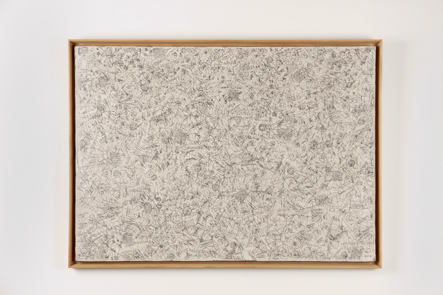 , 'Work of White,' 1987, Gallery 38
