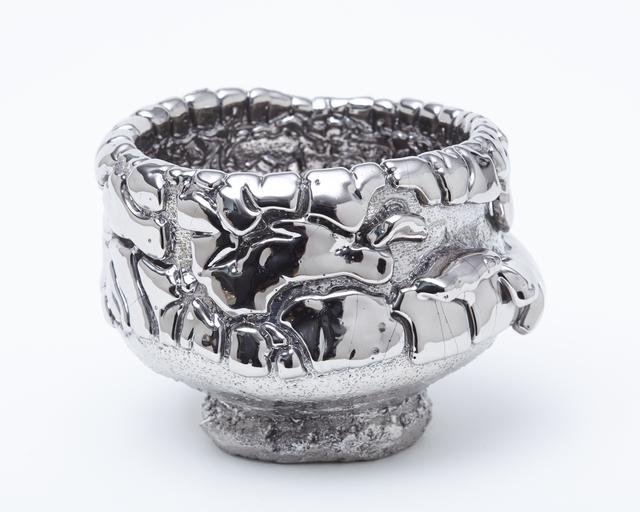 Takuro Kuwata 桑田卓郎, 'Tea Bowl', 2016, Pierre Marie Giraud