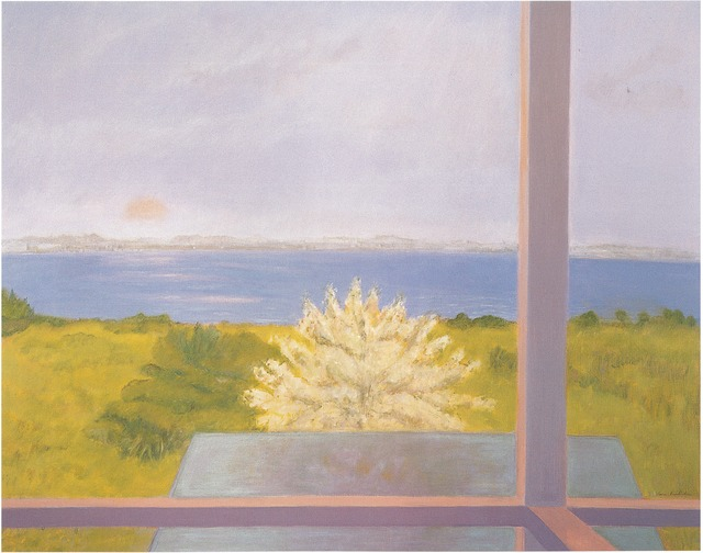 , 'Flowering Pear,' 1991, Parrish Art Museum
