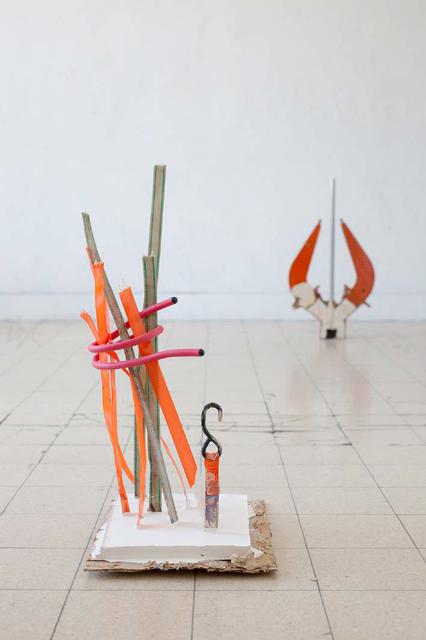 , 'Construction XLVII, XLIX,' 2014, Lokaal 01