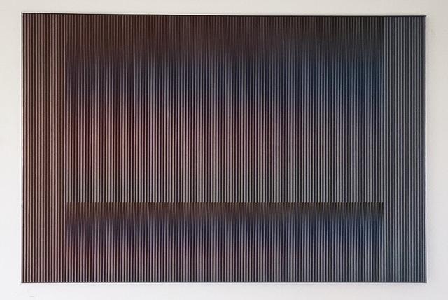 Carlos Cruz-Diez, 'Physichromie N 2010 ', 1980, Ascaso Gallery