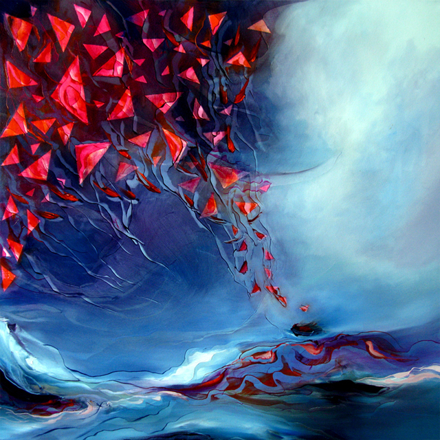 , 'Releasing kites ,' 2017, ACC Art