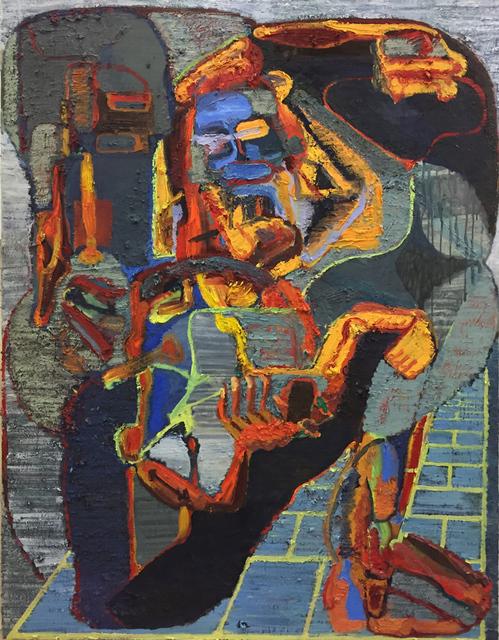 , 'Psychonometry,' 2018, Michael Gibson Gallery