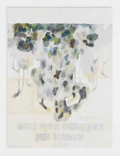 , 'Les Murs Ont Des Oreilles,' 2016, Johannes Vogt Gallery