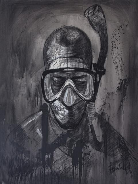 , 'Sin respirar / Without breathing,' 2019, ArteMorfosis - Cuban Art Platform
