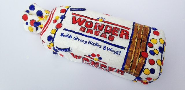 , 'Wonder Bread,' 2016, Madelyn Jordon Fine Art