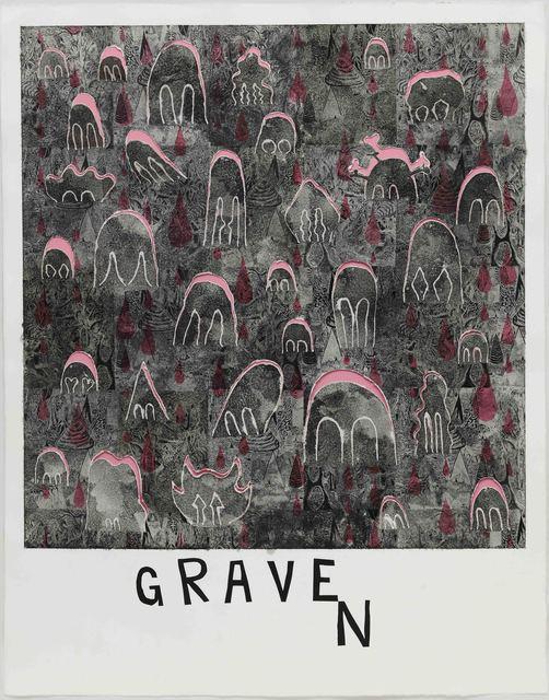 , 'Graven,' 2009, STPI