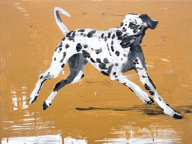 , 'Dalmatian,' 2018, Gallery Jones