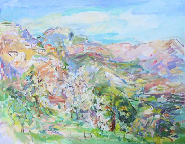 , 'Spring, Italian Landscape,' , Spalding Nix Fine Art
