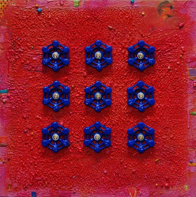 Carey Corea, 'Nine Gates', 2018, MvVO ART