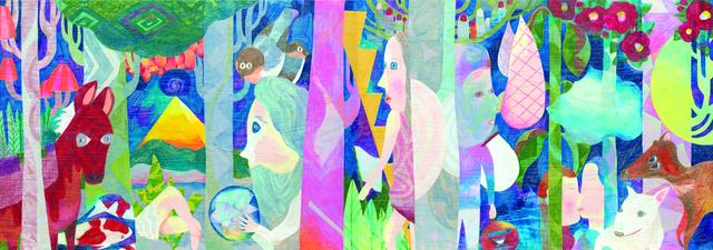 , 'Kaido Niigata,'  2015, Eve Leibe Gallery