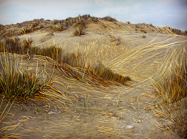 , 'Holon Dunes,' 2014, Vision Neil Folberg Gallery