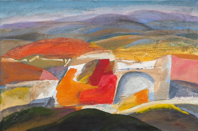 , 'Maremma - La Casa in Collina (Maremma - The House on the Hill),' , Arco Gallery