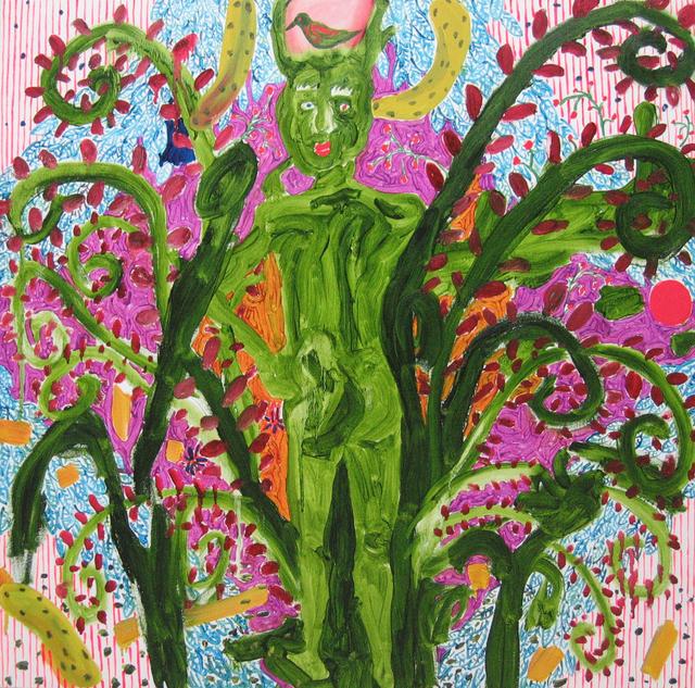 , 'self-portrait 164,' 2008, GALLERY MoMo