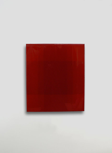 Dirk Salz, '# 1840', 2010, Painting, Pigments and resin on multiplex, Victor Lope Arte Contemporaneo