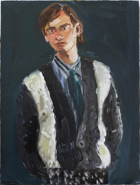 , 'Cardigan,' 2015, Galleri Magnus Karlsson