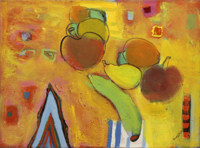 , 'Banana, Pear, Apple,' ca. 1950, Addison Rowe Gallery