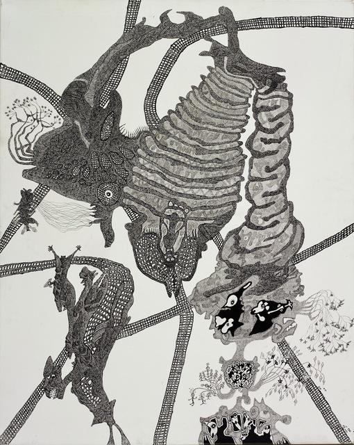 , 'The Cocoon,' 2017, Ricco/Maresca Gallery