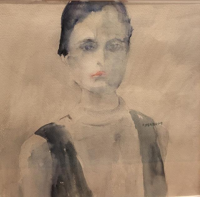 , 'Lady,' 1916, Dog & Horse Fine Art