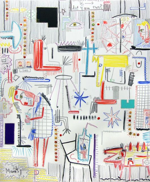 , 'White Series   New Freedom 014,' 2018, Crossing Art