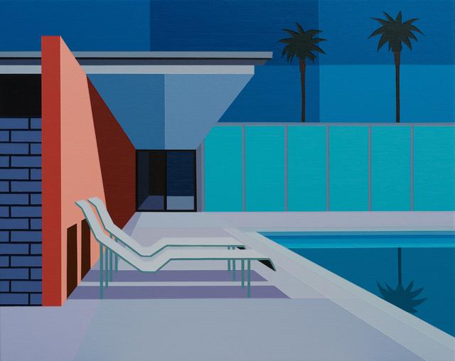, 'California Living,' 2019, Cynthia Corbett Gallery