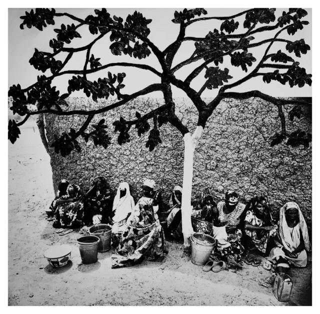, 'Life Tree,' 1994, SL Gallery