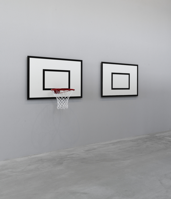 , 'Lowered Goals,' 2012, Galleri Nicolai Wallner