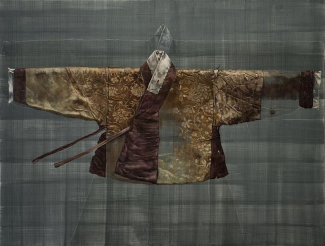 , 'Torn Hanbok,' 2017, CHOI&LAGER