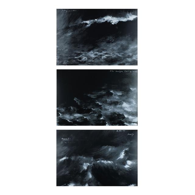 Tacita Dean, 'Untitled (Triptych)', 1998, MLTPL