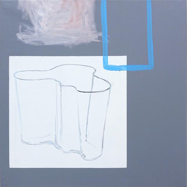 , 'Le bouquet de fleur (le vase),' 2018, Galerie Thomas Bernard