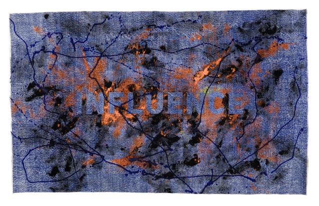 Holger Schmidhuber, 'Influence (Carpets of the Forgotten)', 2018, Simard Bilodeau Contemporary