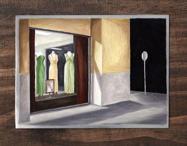 , 'Window Shopping,' , Ro2 Art