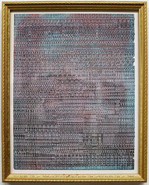 , 'Snow & Screen,' 2013, ANNO DOMINI