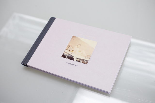 Stefanie Schneider, 'Wastelands - Monograph - signed', 2006, Books and Portfolios, Hardcover, 80 pages, 29,7 x 21 cm, english, linen cover with image imprinted, Instantdreams