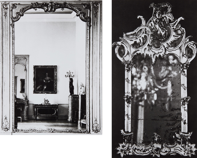 Barbara Bloom, 'The Reign of Narcissism, Mirror I; and The Reign of Narcissism, Mirror VI', 1989, Phillips