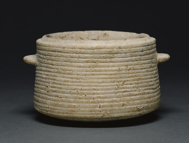 'Cylindrical Pyxis', 2800 BCE-2700 B.C., J. Paul Getty Museum