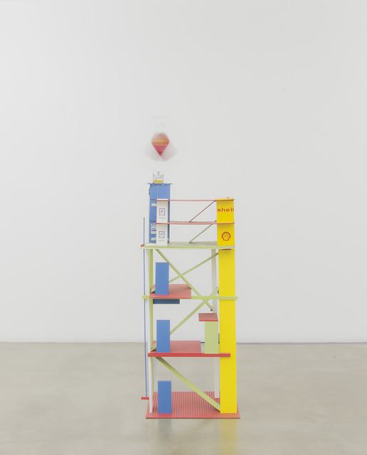 , 'Garage Kit #2,' 2015, Caroline Pagès Gallery