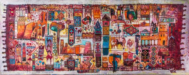 , 'Riyadh,' 2013, Hafez Gallery