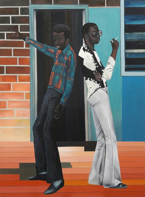 , 'When it was Bell Bottom,' , Circle Art Agency
