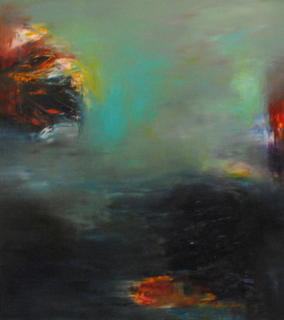 MD Tokon, 'Island Lover', 2012, Painting, Acrylic on Canvas, Isabella Garrucho Fine Art