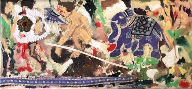 , 'Gold,' 2016, Al Ma'mal Foundation for Contemporary Art