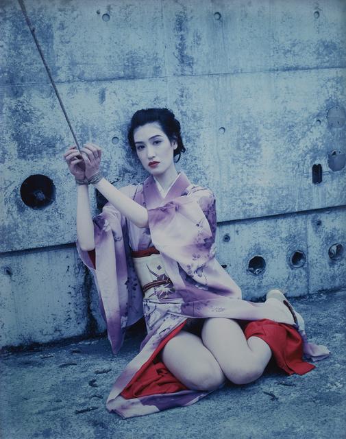 Nobuyoshi Araki, '67 Shooting Back', 2007, Photography, Chromogenic print, flush-mounted, Phillips
