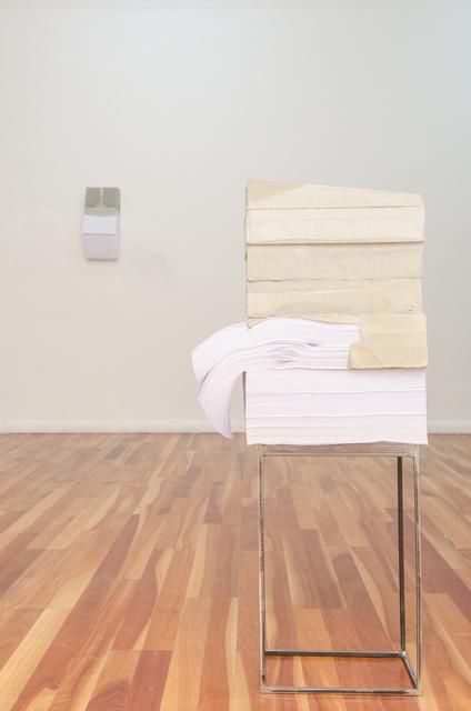 , 'Corpos de Prova #2,' 2017, Pasto