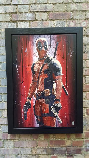 , 'Comic on Deadpool,' 2017, Reem Gallery