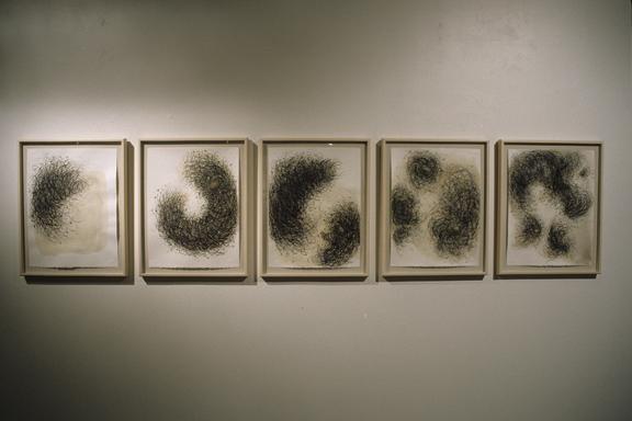 , 'A Dream Whirring I-V,' 1997, Octavia Art Gallery
