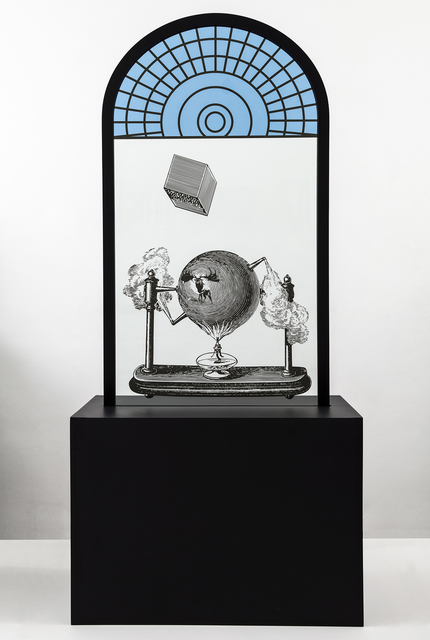 , 'Da série Fantasmas,' 2016, Galeria Rosa Barbosa