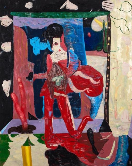 , '4-Way Dancer,' 2017, Galerie Richard