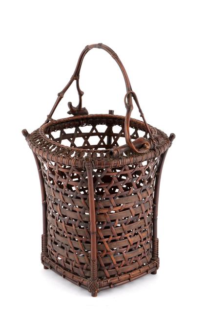 , 'Flower Basket; Lot,' 1877-1937, Yumekoubou Antique